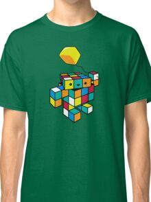 CUBE WITH A CUBE Classic T-Shirt