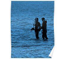 Fishermen's Blues Poster