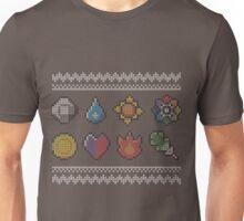 Ash and cross-stitch Unisex T-Shirt