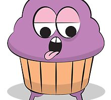 Mr. Cupcake Oopsie by jessikachu
