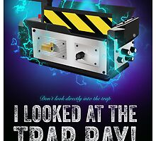 Ghostbusters - Trap - Cinema Obscura Collection by Geoff Bloom