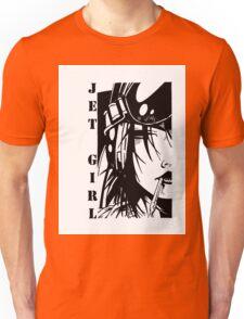 Jet Girl Unisex T-Shirt