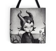 Little Maleficent Tote Bag