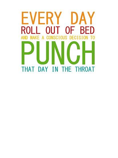 Punch by SlushyCheese