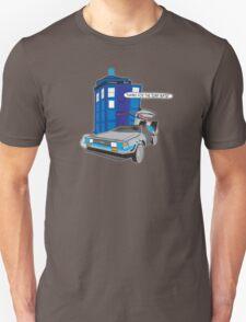 Time Travel Jump Start T-Shirt