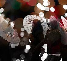 new year rain by dianaptrzyk