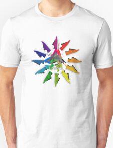 Colour Wheel T-Shirt