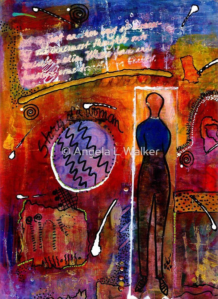 Story of a Woman by © Angela L Walker