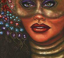 Who is that masked woman by Alga Washington