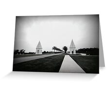 Alys Beach Greeting Card