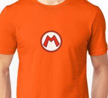 Super Mario M Unisex T-Shirt