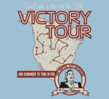 Victory Tour Baby Tee