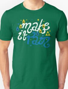 Song of Storms - Make It Rain T-Shirt