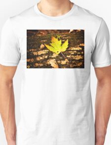 Yellow Leaf T-Shirt