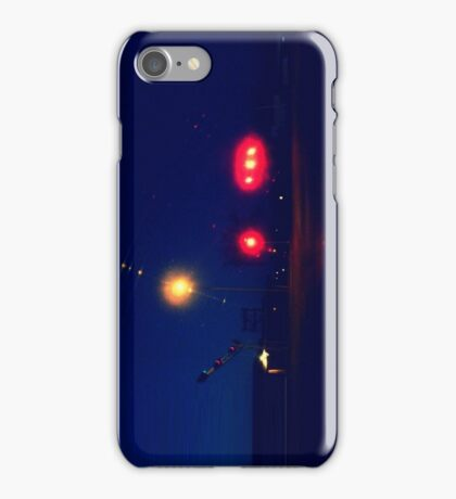 Traffic Lights iphone iPhone Case/Skin