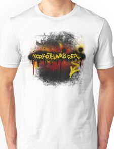 Moriarty was real (fire) Unisex T-Shirt