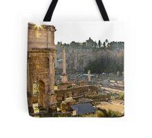 Ancient Rome Ruins Tote Bag