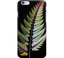 Fractal Leaf ~ iPhone Case iPhone Case/Skin