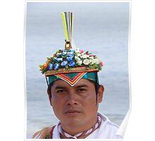 Traditional Cap - Gorra Tradicional Poster