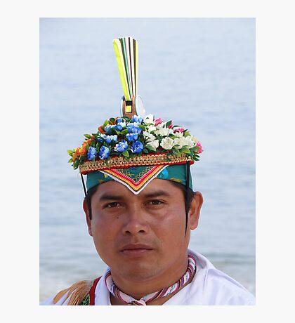 Traditional Cap - Gorra Tradicional Photographic Print