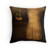 Bride of Roses Throw Pillow