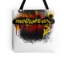 Moriarty was real (fire) Tote Bag
