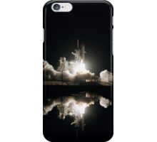 Night Launch of the Space Shuttle Columbia iPhone Case/Skin