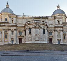 Basilica di Santa Maria Maggiore by derejeb