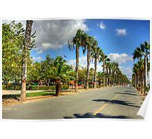 Limassol Promenade Poster