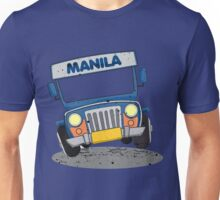 Philippine Jeepney cartoon Unisex T-Shirt