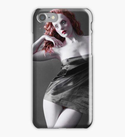 Ivory Flame VIII iPhone Case/Skin