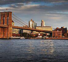 Brooklyn Sundown by brianhardy247