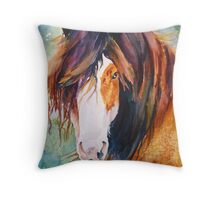 Windfire Throw Pillow