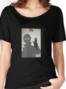 221b Women's Relaxed Fit T-Shirt