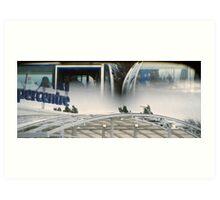 Supercentre (2) Art Print