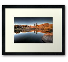 Go Around Framed Print
