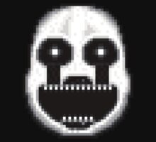 Nightmare Marionette - Five Nights at Freddys 4 - Pixel art Baby Tee