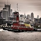 East River NYC by brianhardy247