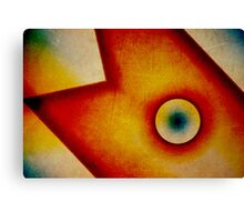 Open and Ready Canvas Print