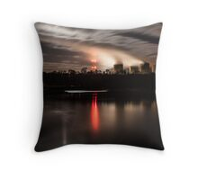 The Power Of Darkness Throw Pillow