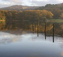 Coniston Water,Lake District by VoluntaryRanger