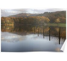 Coniston Water,Lake District Poster