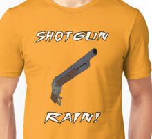 Shotgun Rain Unisex T-Shirt