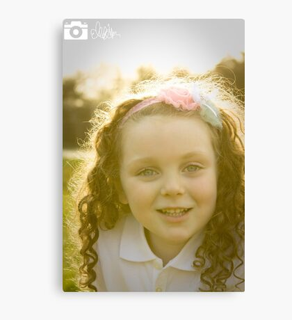 Miss Amelia Canvas Print