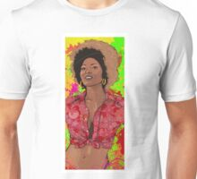 The Radiance of Pam Grier Unisex T-Shirt