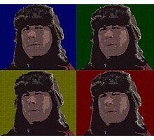 4 Coloured Man Photographic Print