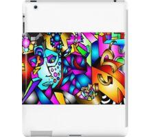 Masked Reality iPad Case/Skin