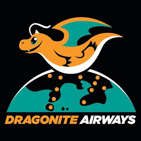 Dragon Airways by Kari Fry