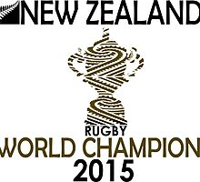 New Zealand World Rugby Champions! by sicknick