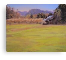 Orchard View Canvas Print